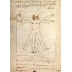 Leonardo Da Vinci: Hombre...