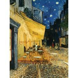 Vincente Van Gogh: Café de...