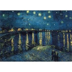 Vincent Van Gogh: Noche...