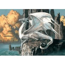 Ciruelo: El Dragón Blanco