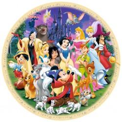 Los Protagonistas de Disney