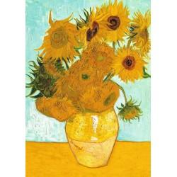 Van Gogh: Los Girasoles