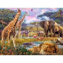 Animales en Africa