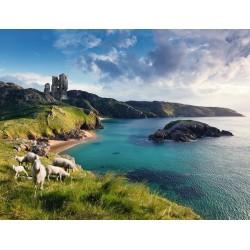 Isla Esmeralda, Irlanda