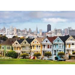 Casas Victorianas en San...