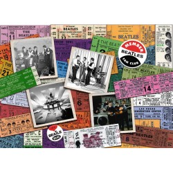 The Beatles: Tickets