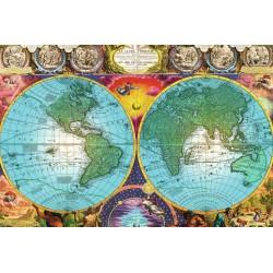 Mapamundi Antiguo