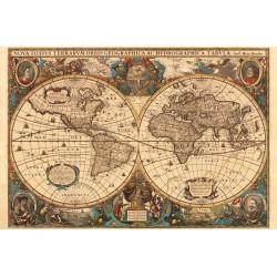 Antigüo Mapamundi