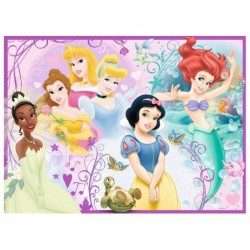 Disney: Las Princesas Felices