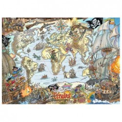 Mapa de Piratas