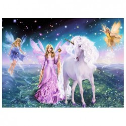 El Unicornio y las Hadas