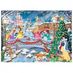 Disney: Princesas En Navidad