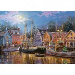 Barcas en el Muelle