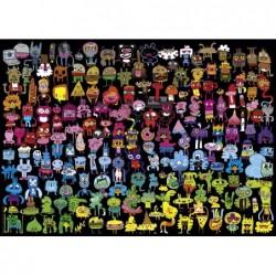Jon Burgerman: Arcoiris Doodle