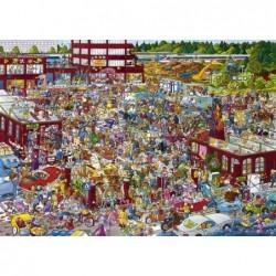 Schöne: Mercado de Pulgas