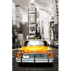 Taxi Nº1 -  New York