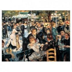 Renoir: Bal Du Moulin De La...