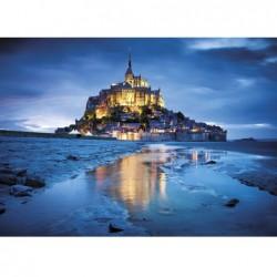 El Monte Saint Michel, Francia