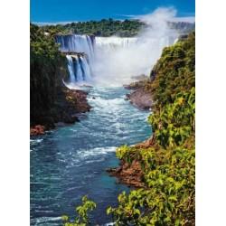 Cataratas del Iguazú,...