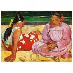 Gauguin: Mujeres de Tahití...