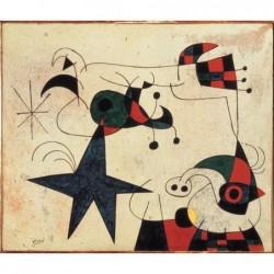 Miró: Rythme du Passage du...