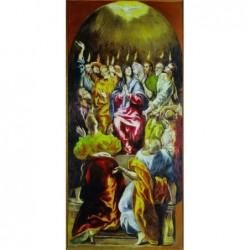 El Greco: El Pentecostés
