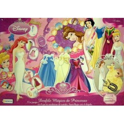 Desfile Mágico - Princesas