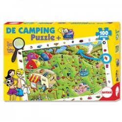 De camping + Busqueda