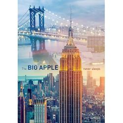Nueva York al Amanecer