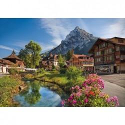 Los Alpes en el Verano