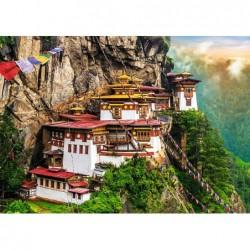 El Nido del Tigre, Bhutan