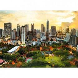 Atardecer en Bankok, Tailandia