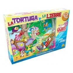 La Tortuga y La Liebre...